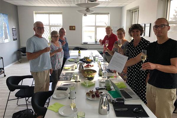 Landets første borgerenergifællesskab blev stiftet den 18. august 2020 under navnet Energifællesskab Avedøre A.M.B.A.