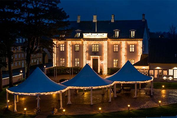 """Den internationale rejseguide Luxury Travel Guide har netop udnævnt Bandholm Hotel til vinder i kategorien """"European Luxury Hotel and Restaurant of the Year 2018"""" i Luxury Travel Guide's eftertragtede LTG Awards."""