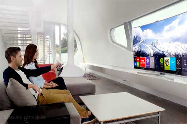 Streaming af serier på TV'et er støt stigende blandt danskerne. Selvom vi er flittige brugere af både computere, tablets og telefoner, vil vi helst bruge et TV til at streame serier fra Netflix, Viaplay og HBO Nordic. Det viser en ny undersøgelse, foretaget af YouGov for Samsung.