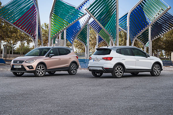 TEST: SEATs nye  kompakte crossover Arona ligner en sikker storsællert for VW-koncernens spanske datterselskab.