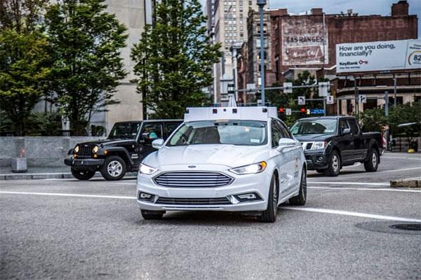 Fords USA-baserede arbejde inden for selvkørende teknologi er allerede godt i gang i Detroit, Pittsburgh og Miami.