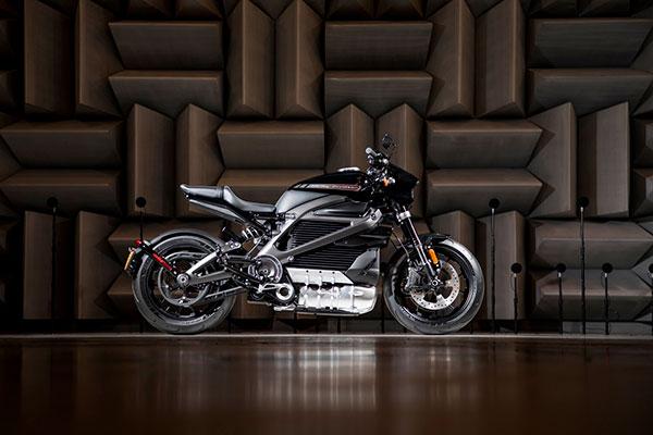 Harley-Davidson etablerer nye research og udviklingscenter i Silocon Valley - i første omgang med fokus på de nye elektriske modeller.