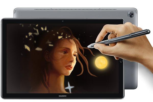 Barren er sat højt for den nyeste tablet fra Huawei, MediaPad M5, der netop er præsenteret på Mobile World Congress i Barcelona. Målet er at producere markedets bedste tablet, når det kommer til underholdning og arbejde på farten. Tabletten har blandt andet, som den første i sin kategori, 2,5D skærmglas, og en lydoplevelse i særklasse.
