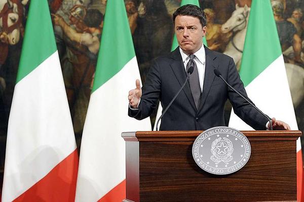 Italienerne stemte klart nej til premierminister Renzi's forfatningsreform ved gårsdagens valg.