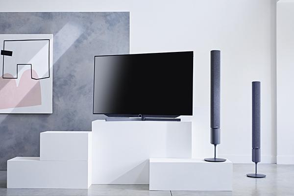 Loewe bild 7 er navnet på det nye Ultra HD OLED TV, som Loewe introducerer med VantaVision billedteknologi.