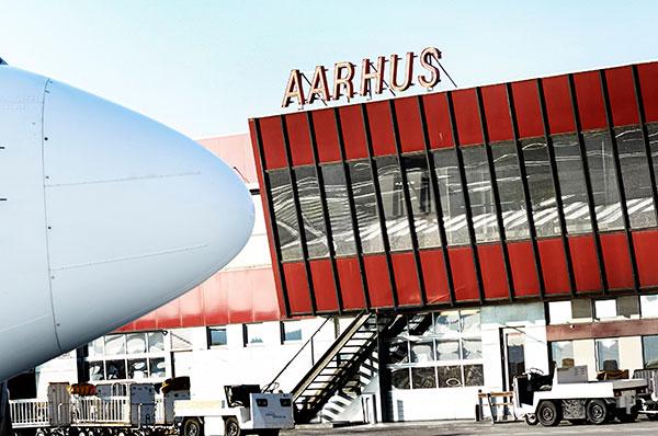Aarhus Airport har i begyndelsen af året oplevet solid vækst i lufthavnens passagertal.