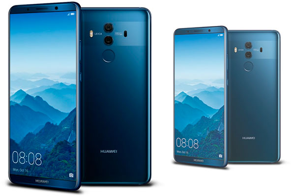 Huawei har lanceret to nye modeller i Mate-serien, der med en helt ny processor integrerer kunstig intelligens i smartphonen. Det betyder ny stærk software, der konstant tilpasser sig forbrugerens behov.