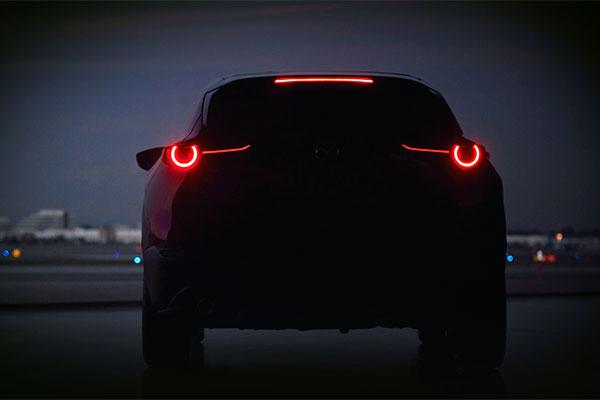 Mazda giver verdenspremiere til en ny kompakt SUV på årets  internationale biludstilling i Geneve.