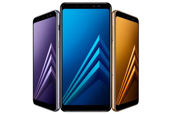Samsung Galaxy A8 Enterprise Edition er arbejdstelefonen, som kombinerer omfattende og kontinuerlige sikkerhedsopdateringer med smidige og sikre konfigureringsløsninger.