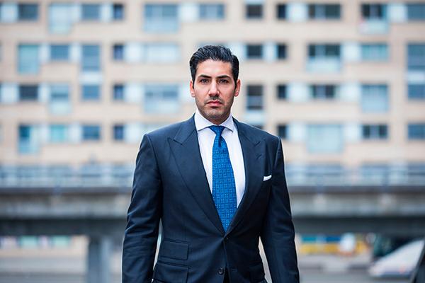 Nyudnævnte adm. direktør for PropTech Denmark-netværket, Nadim Stub, skal især styrke innovationen og brugen af ny teknologi i ejendomsbranchen.