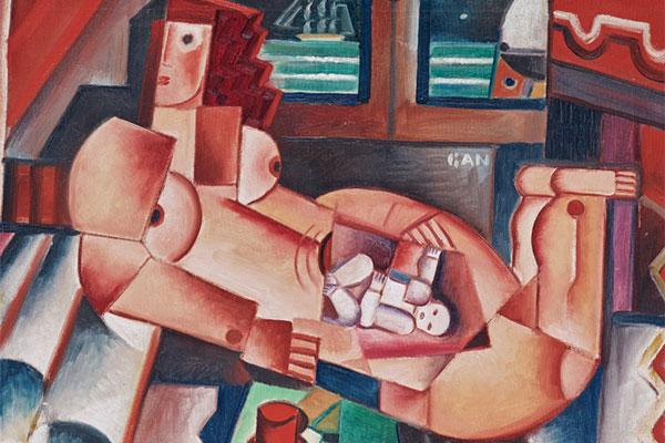 Ny udstilling på Kunsten viser 150 værker fra perioden, hvor nordisk kunst eksploderede i et orgie af surrealisme og subjektivitet og ændrede fremtidens kunstforståelse.
