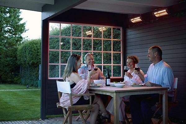 Ny BlueTwo app fra tyske Solamagic skruer op og ned for LED-belysning og varmelamper til ekstra hygge på terrassen