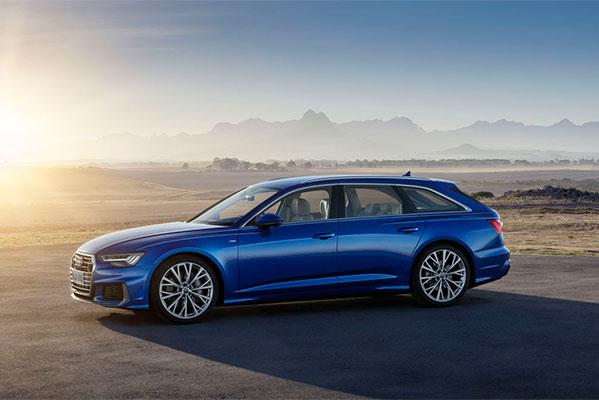 Efter at Audi A6 Limousine blev præsenteret på Geneve Motor Show tidligere på året, er Audi nu klar til at løfte sløret for formgivningen på den nye Audi A6 Avant.