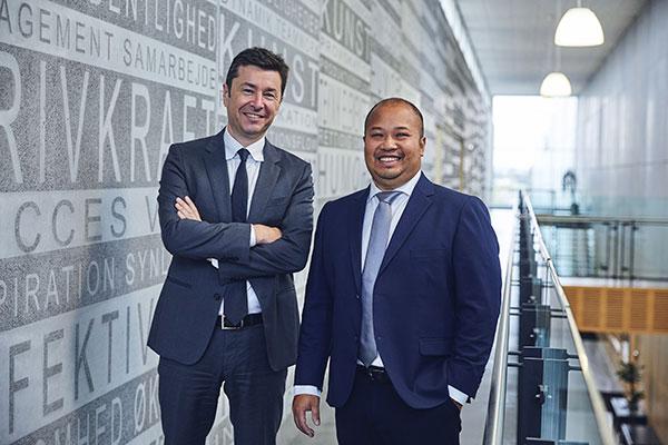 Betonelementfabrikken Ambercon skifter med virkning fra 1. september ud på direktørposten.