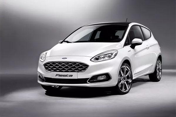 Ny Fiesta er en avanceret minibil