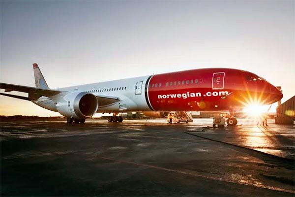 Norwegian satte ny passagerrekord i 2018 med mere end 37 millioner rejsende og en belægningsgrad på 86 procent.