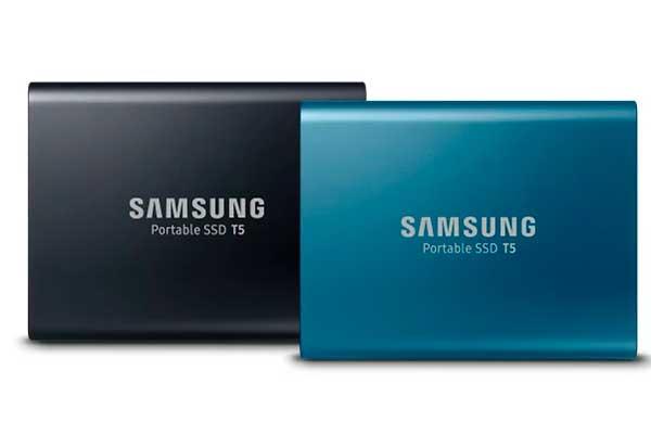 Eksterne harddiske er ikke længere et kedeligt stykke tilbehør. Nu melder Samsung sig på banen med den nye T5.