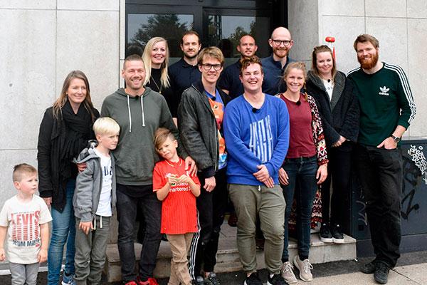 Det bliver igen i år den vestjyske køkkenproducent AUBO, der leverer køkkener og bade til drømmeboligerne i det populære TV2-program, Nybyggerne.