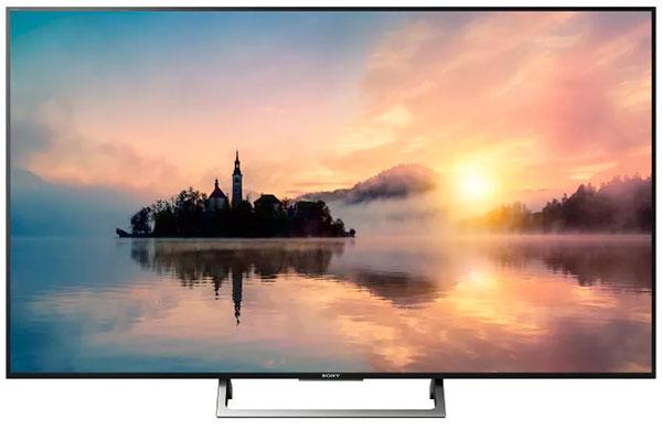 Den nye XE70 4K HDR tv-serie byder på eksklusive teknologier fra Sony, der giver en enestående 4K-billedkvalitet med lysstyrke, farver og detaljer i HDR (High Dynamic Range).