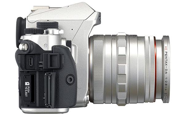 PENTAX lancerer snart et helt nyt SLR-kamera i mellemsegmentet, som er tyndere og mere kompakt end tidligere modeller.