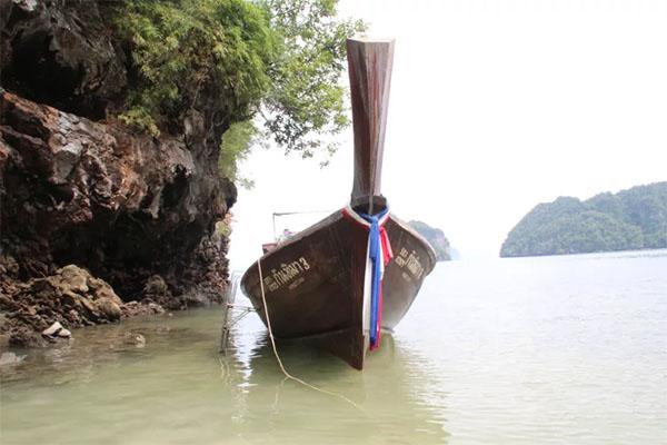 Spies har fundet et stille og roligt alternativ til Phuket.