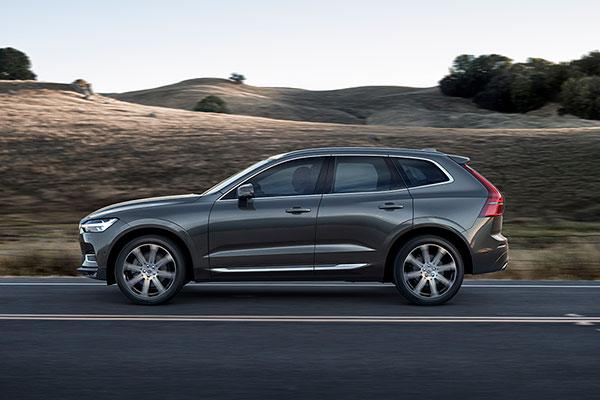 Volvo's salg i 2017 satte ny rekord. Med vækst i alle regioner blev der på verdensplan solgt i alt 571.577 biler. Det er en stigning på 7,0 procent sammenlignet med 2016.