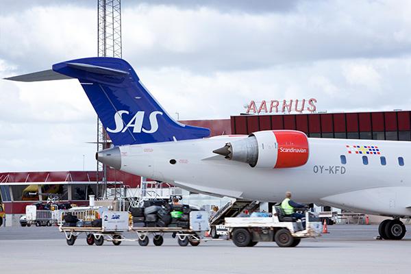 SAS investerer et trecifret millionbeløb i Aarhus Airport. Østjyderne får nye, direkte forbindelser til Oslo, Stockholm, München, Mallorca og Split.