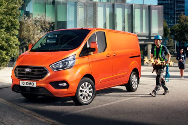 I år kan Ford Motor Company fejre 100 år i Danmark, og salgstallene for det 99. år viser en fremgang både for personbiler og varebiler.