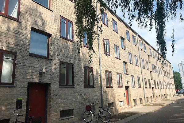 På renoveringen af Lundevænget i København gav mødet med det murede byggeri så store udfordringer, at samarbejdet næsten gik i stå.