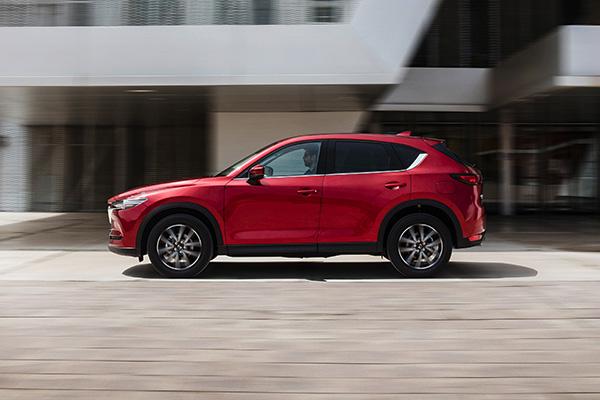 TEST: Den nye CX-5 fra Mazda er en vellykket SUV, som på alle måder er bedre end forgængeren.