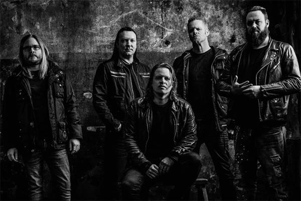 Det svenske hard rock band Takida kommer til Pumpehuset på deres 20 års jubilæumsturné.