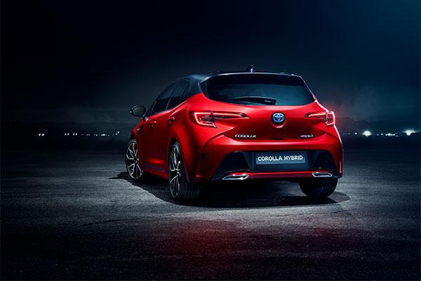 Verdens bedst sælgende bilmodel gennem tiderne, Toyota Corolla, vender tilbage på det danske marked.