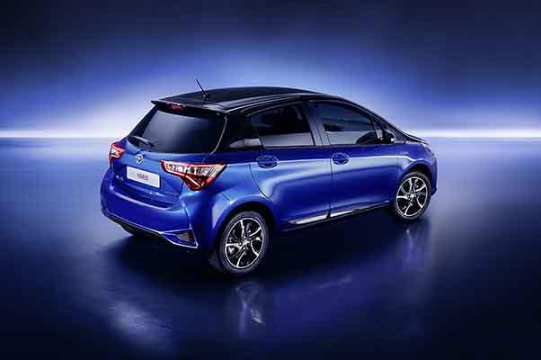 Den mest populære Toyota-model i Danmark i 2016, Toyota Yaris, kommer i en ny udgave.