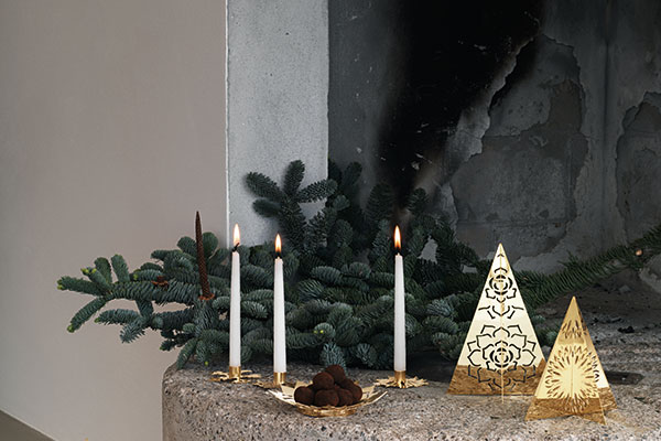 Christmas Collectibles-serien har længe været en tradition hos Georg Jensen - en årlig hyldest til julen og alle dens symboler.