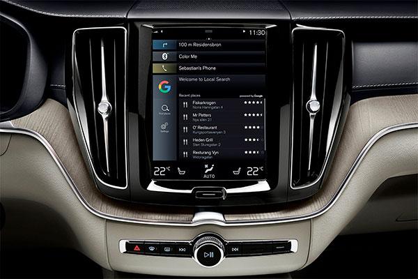 De to store virksomheder indgår et tæt samarbejde, der har til formål at udvikle næste generation af Volvo's prisvindende infotainment- og tilslutningsløsning baseret på Android. Dermed får Volvo-ejere adgang til en lang række apps og serviceydelser. Nyhederne bliver introduceret på nye modeller inden for de næste to år.