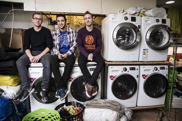 Den 2 år gamle iværksætter virksomhed Washa, der på under 48 timer afhenter, vasker og leverer dit vasketøj til dit dørtrin, vil gøre livet lettere for de ældre.